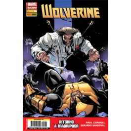WOLVERINE 4 ALL NEW MARVEL NOW