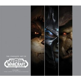 WORLD OF WARCRAFT - L'ARTE CINEMATICA 1: DAL LANCIO A WARLORDS OF DRAENOR