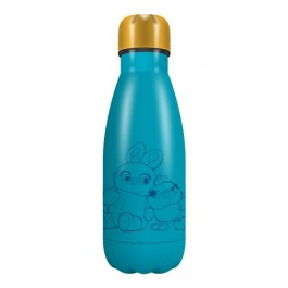 WTRBDC09 - DISNEY CLASSIC  - WATERBOTTLE (METAL) 260ML - TOY STORY (DUCKY AND BUNNY)