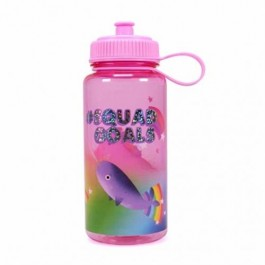 WTRBJA02 - JOLLY AWESOME - WATER BOTTLE (PLASTIC 800ML)  - JOLLY AWESOME (SQUAD GOALS)