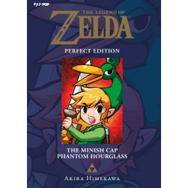 ZELDA PERFECT EDITION 4: THE MINISH CAP/ PHANTOM HOURGLASS