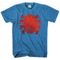 11835XL - SPIDER-MAN - DEAD LOGO - BLUE - XL