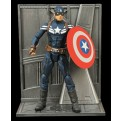 15512 - CAPITAN AMERICA 2 - CAPITAN AMERICA (DIAMOND SELECT) - ACTION FIGURE 17 CM