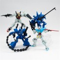 16082 - GUNDAM ASSAULT KINGDOM S.9 DISPLAY MINIFIGURE (10)