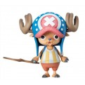 16130 - ONE PIECE P.O.P. - CHOPPER SAILING AGAIN STATUA PVC