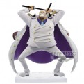 16527 - ONE PIECE - A PIECE OF DREAM VOL.4 - MONKEY D. GARP - FIGURE 16CM