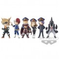 16555 - MY HERO ACADEMIA - WORLD COLLECTABLE FIGURE VOL.8 - SET 72PZ 7CM