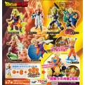 17962 - DRAGON BALL Z SUPER SAIYAN DISPLAY MINIFIGURES (7 PZ)