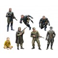 18965 - METAL GEAR SOLID V GROUND ZERO SET MK MINI MODEL KIT 5 CM