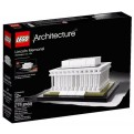 21022 - LEGO ARCHITECTURE - LINCOLN MEMORIAL