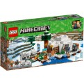 21142 - LEGO MINECRAFT - L'IGLOO POLARE