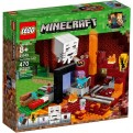 21143 - LEGO MINECRAFT - IL PORTALE DEL NETHER