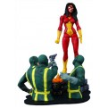 28607 - SPIDER-WOMAN (DIAMOND SELECT)