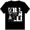 30587XL - T-SHIRT WALKING DEAD KILL THEM ALL BLACK XL