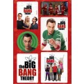 31794 - THE BIG BANG THEORY - MAGNET SET - B