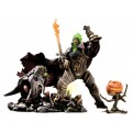 32289 - WOW - S4 PREMIUM HEADLESS HORSEMAN ACTION FIGURE
