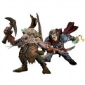 32334 - WOW - S. 8 GNOME ROGUE KOBOLD ACTION FIGURE