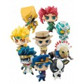3250 - JOJO BIZARRE ADVENTURE - MASCOT CUTIE DISPLAY (9 PZ)