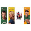 32590 - BIG BANG THEORY - MAGNETIC BOOKMARK - A