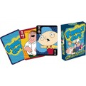 34661 - FAMILY GUY PLAYING CARDS CAST