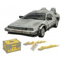 36906 - BACK TO THE FUTURE - ICED TIME MACHINE COLLECTOR SET