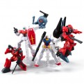 38709 - GUNDAM ASSAULT KINGDOM S.7 DISPLAY MINIFIGURE (10)