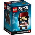 41593 - BRICKHEADZ - CAPTAIN JACK SPARROW
