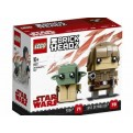 41627 - BRICKHEADZ - LUKE SKYWALKER & YODA
