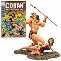 42567 - CONAN COVER #1 RESIN MODEL KIT