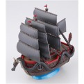 43588 - ONE PIECE - GRAND SHIP COLLECTION 09 - DRAGON'S SHIP - 13 CM