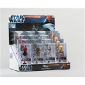 44306 - STAR WARS - USB FLASH DRIVE 8GB - ESPOSITORE 16PZ (DARTH MAUL - BOBA FETT - C-3PO - R2-D2)