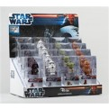 44364 - STAR WARS - USB FLASH DRIVE 8GB - ESPOSITORE 16PZ (DARTH VADER - STORMTROOPER - CHEWBECCA - YODA)