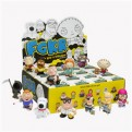 4554 - FAMILY GUY MINI FIGURE BOX - BOX DA 16 KIDROBOT