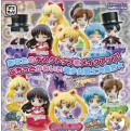 46337 - PETIT CHARA LAND - SAILORMOON MINIFIGURE - DISPLAY (6 PZ)