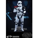 48430 - STAR WARS EPISODE VII - STORMSTROOPER OFFICER FIRST ORDER - 12' FIGURE HOT TOYS