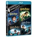 4 GRANDI FILM: HARRY POTTER VOL 1 Blu-ray HARRY POTTER E LA PIETRA FILOSOFALE HARRY POTTER E LA CAMERA