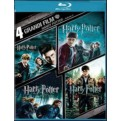 4 GRANDI FILM: HARRY POTTER VOL 2 Blu-ray HARRY POTTER E L'ORDINE DELLA FENICE HARRY POTTER E IL PRINCI