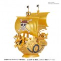 50055 - ONE PIECE GRAND SHIP COLLECTION - THOUSAND SUNNY GOLD - BANDAI MODEL KIT