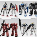 50526 - GUNDAM UNIVERSAL UNIT DISPLAY MINIFIGURE (10)