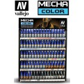 57263 - ESPOSITORE RACK MECHA COLOR FULL RANGE EX715