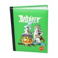 57756 - ASTERIX - NOTEBOOK CON LUCI - PANORAMIX 14,8x21CM