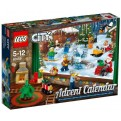 60155 - LEGO CITY CALENDARIO DELL'AVVENTO 2017