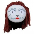 6475 - NIGHTMARE BEFORE CHRISTMAS - CUSCINO - SALLY HEAD 19 INCHES