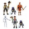 66451 - KINGDOM HEARTS 3 - SELECT S.2 FIGURE SET 16CM