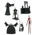 67178 - NIGHTMARE BEFORE CHRISTMAS SELECT - SELECT SERIES 8 SET 3 - 15CM