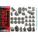68381 - HELLBOY THE BOARD GAME - COUNTER UPGRADE SET