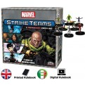 68663 - MARVEL STRIKE TEAMS - A HEROCLIX STRATEGY GAME