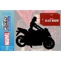 69950 - MARVEL HEROCLIX: BLACK WIDOW MOVIE MOTORBIKE