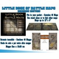 70585 - THE LITTLE BOOK OF BATTLEMAPS DUNGEON EDITION