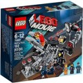 70801 - THE LEGO MOVIE - LA STANZA DELLA FUSIONE